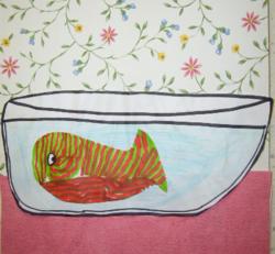 des poissons à la façon de Clémence G
