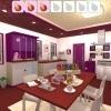 Fruit Kitchens 26 Fig Purple