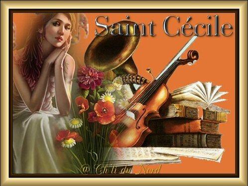 La saint Cécile