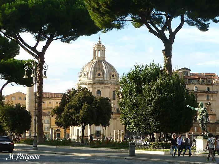 Italie: Rome, Santa Maria di Loreto