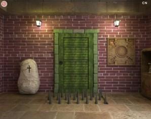 Mystery brick room escape