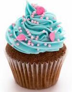 1ère recette : LE CUPCAKE AUX NOISETTES/ FOURRAGE NUTELLA !!!!!!!!!!!!