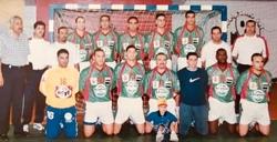 1995 Champion d'Algérie