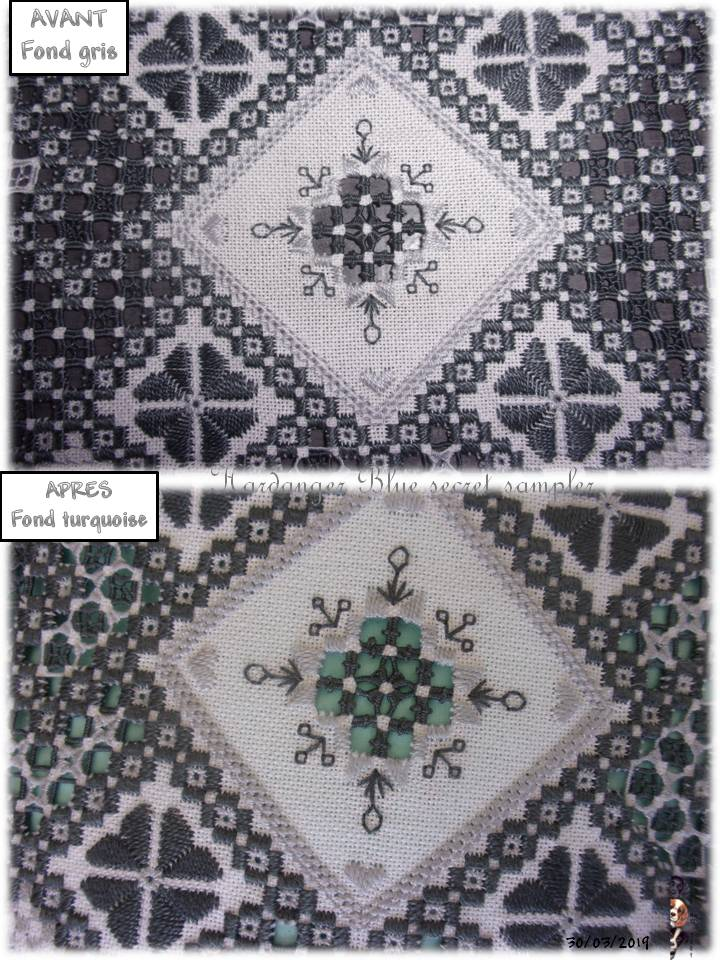 The Blue Secret Hardanger Sampler *Montage final