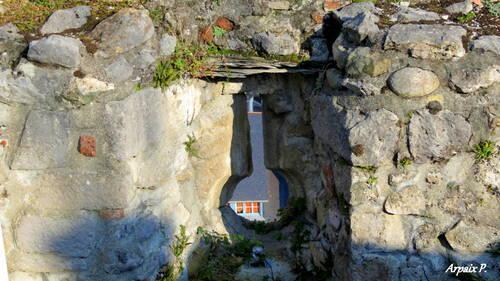 Lourdes        partie 1  Le château fort .