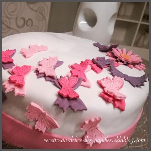 Recette Cake Design