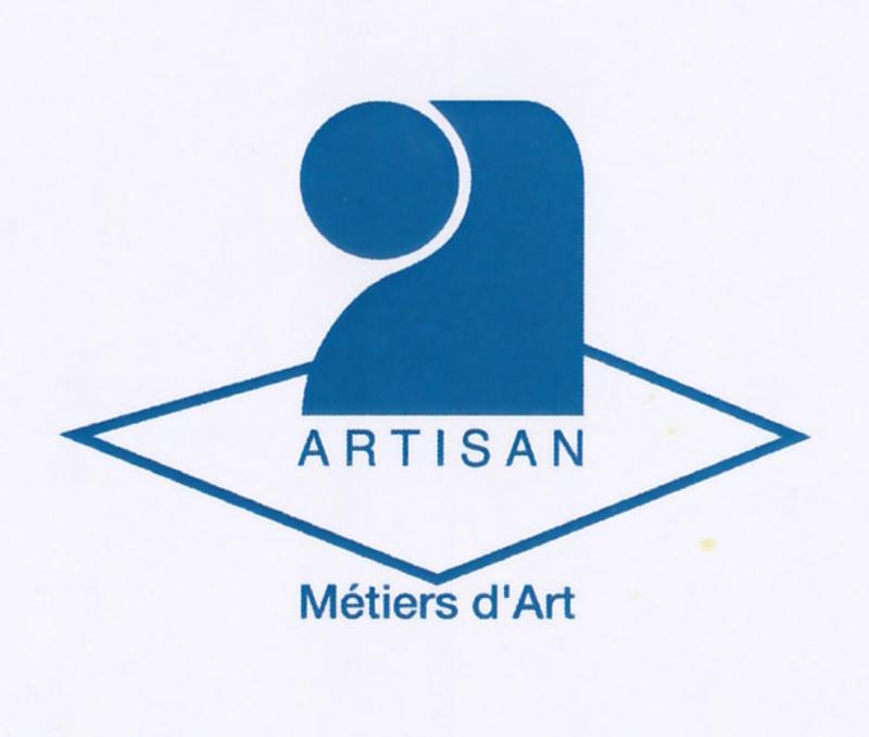 logo artisan métier d'art