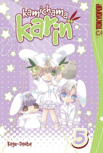 Kamichama Karin - Tome 5