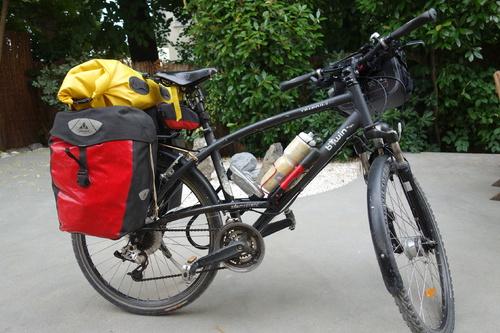 vallée du lot en vélo
