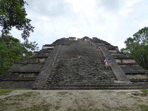 Guatemala, 12ème jour (3) Flores Tikal