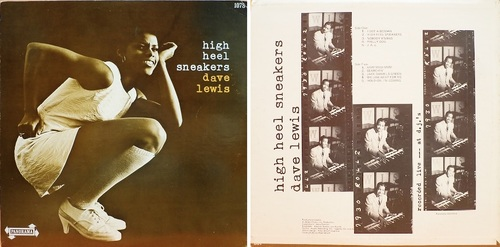 DAVE LEWIS - HIGH HELL SNEAKERS - PANAORAMA RECORDS