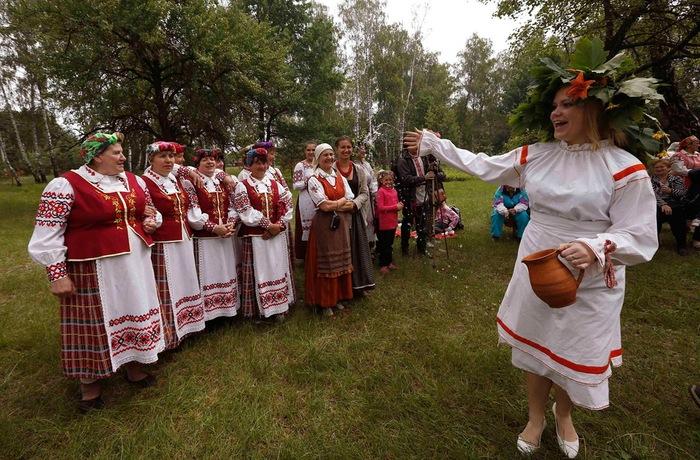 fête slave en République de Biélorussie