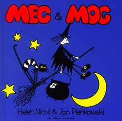 Halloween - Meg and Mog