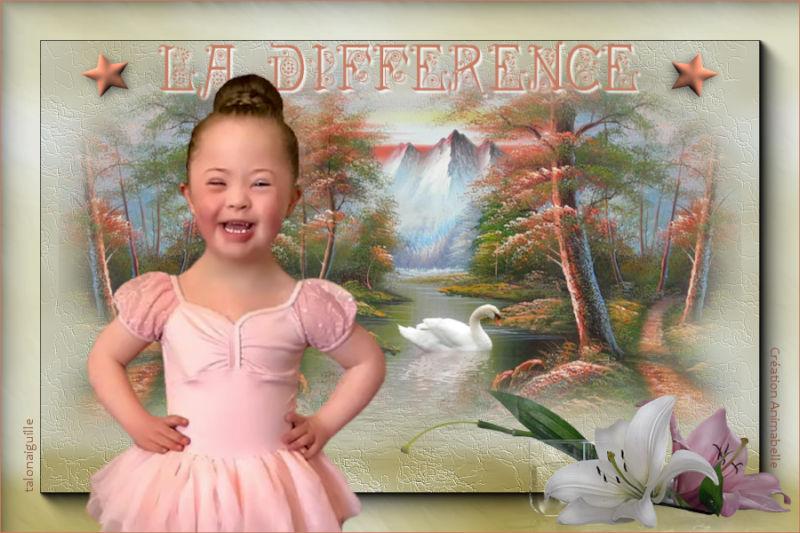 *** la différence ***