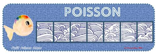Petit Poisson Blanc PS-MS