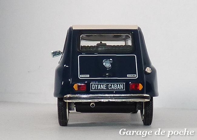 Citroën Dyane Caban 1977