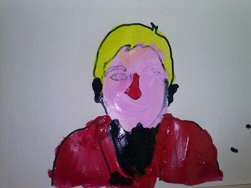 Andy Warhol en Maternelle