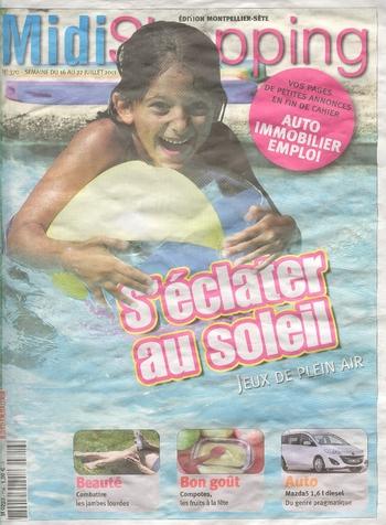 Revue de presse juillet 2011