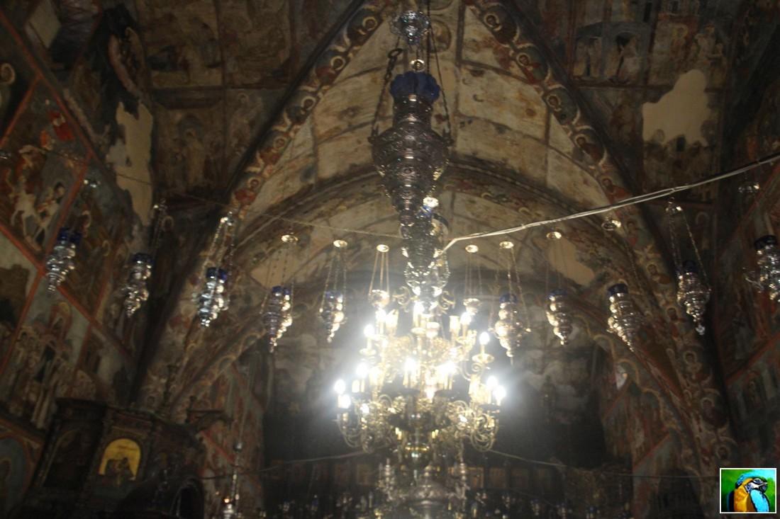 Rhodes : Octobre 2018 île de Symi :Le Monastère 2/3