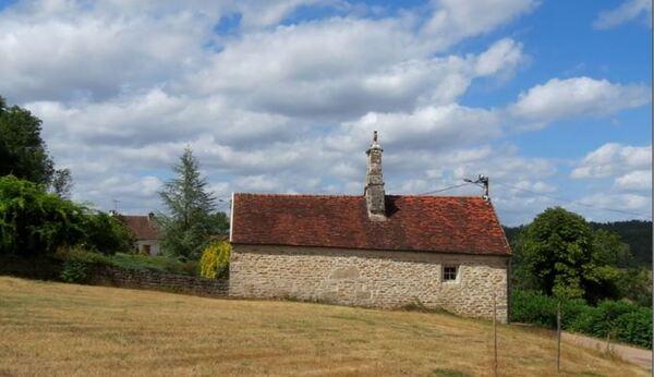"""""""Deux châteaux-forts de l'Auxois, Thil et Montfort"""" , un notule d'histoire de Dominique Masson"""