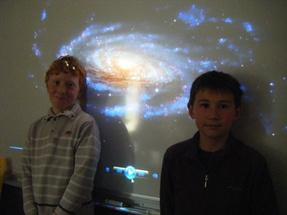 Exposé sur les galaxies