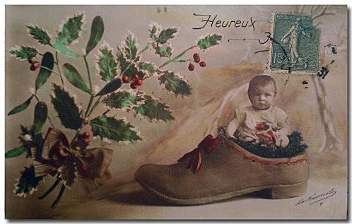 Carte de voeux 1918