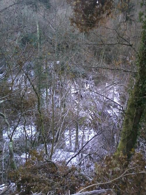 Degats du a la neige