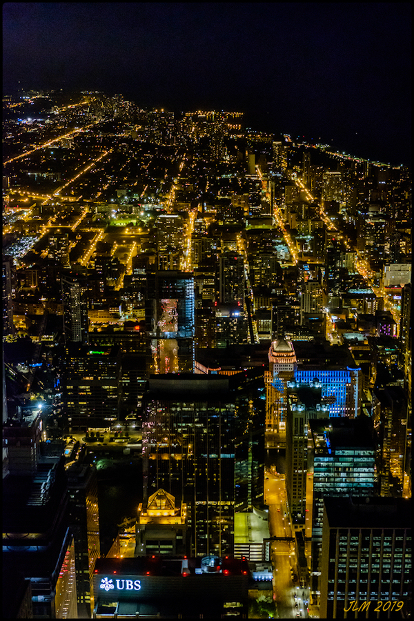One week in Chicago (by Night ! )