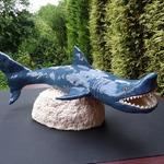 On a découvert une nouvelle espère de squale: le requin rieur. Merci Florian!