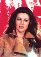 1976 : 4 tenues pour un fond rouge.