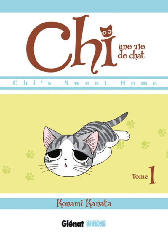 Konami Kanata - Chi, une vie de chat tome 1