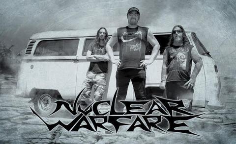 "NUCLEAR WARFARE - ""Death By Zuccini"" Clip"