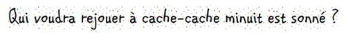 Cache-cache minuit est sonné, le Créac'h en Landunvez dans les années 60, l'été...
