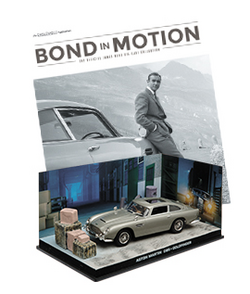 N° 1 Bond in motion - Lancement VPC