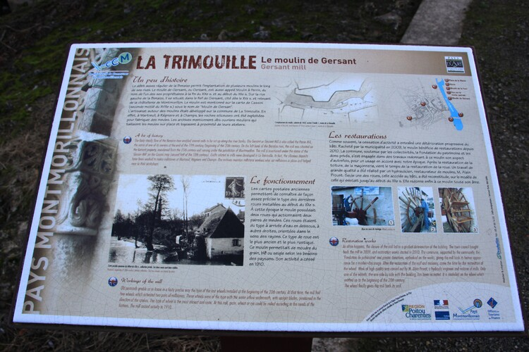 LA TRIMOUILLE (86)