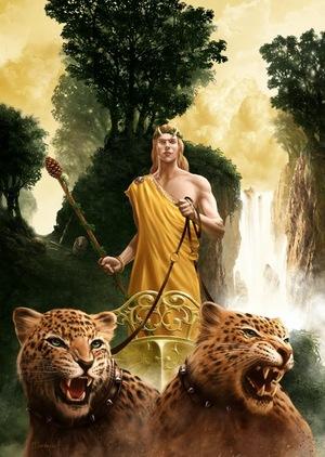 Dionysos, dieu du vin [En cours]