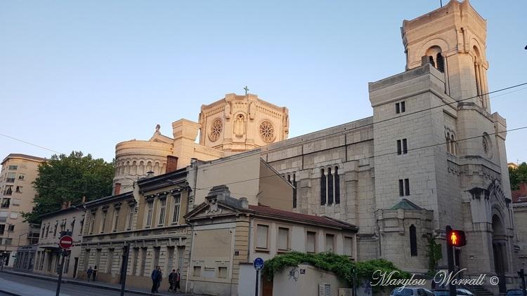 Lyon : Églises