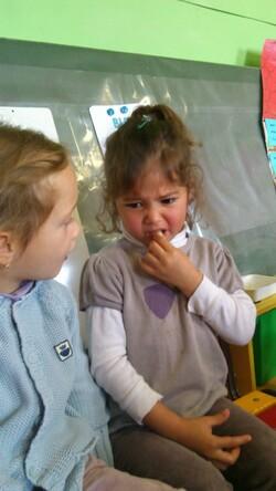 Semaine du goût 2013 chez les maternelles !