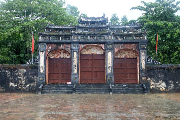 Mausolée de l'empereur Minh Mạng, Huê