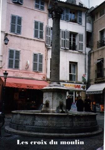 Fontaine des Augustins
