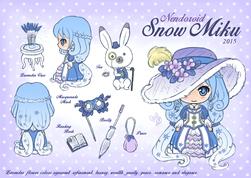 Découvrez la Snow Miku 2015