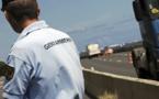 Saint-Leu : Un motard contrôlé à 220 km/h