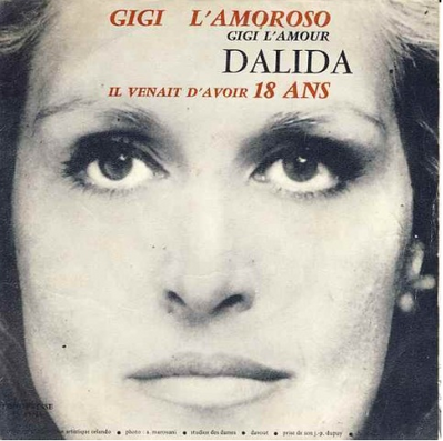 Dalida disque