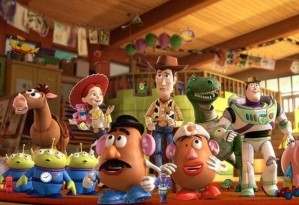 Hidden objects - Toy story