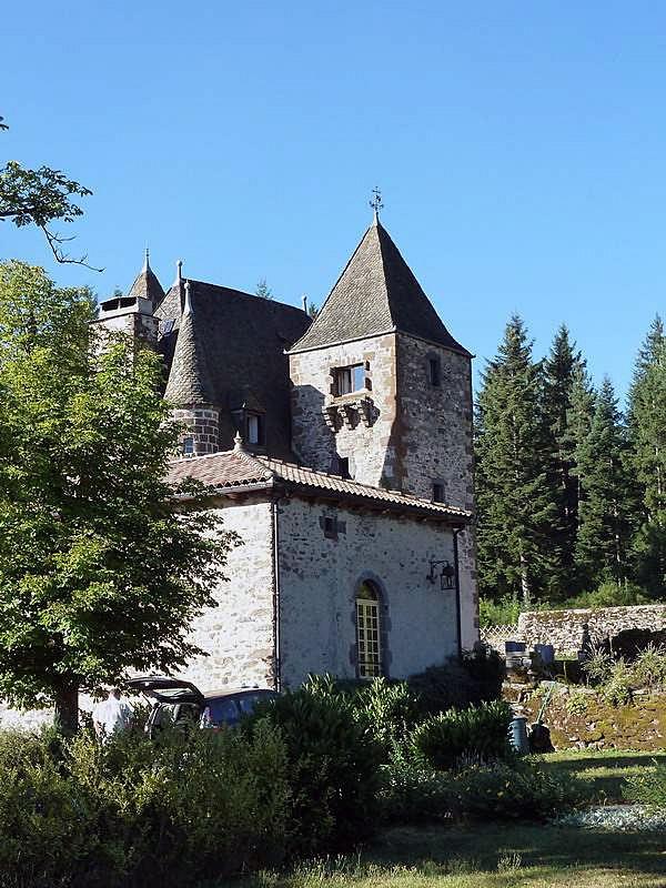 Le château - Saint-Georges