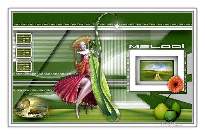 Vos versions - Melodi
