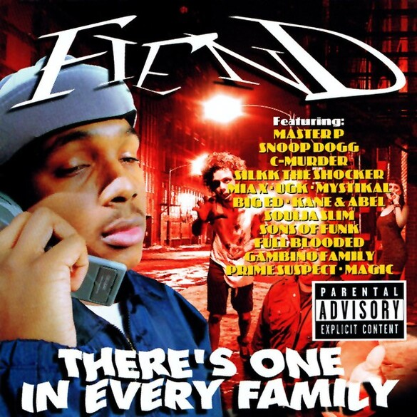 Fiend - There's One In Every Family [1998]