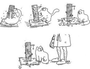 Simons'cat 2 planche