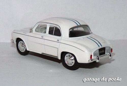 Renault Dauphine Gordini 1960