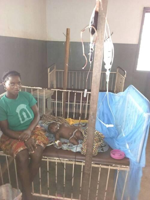 Pluie et Paludisme à Pagala